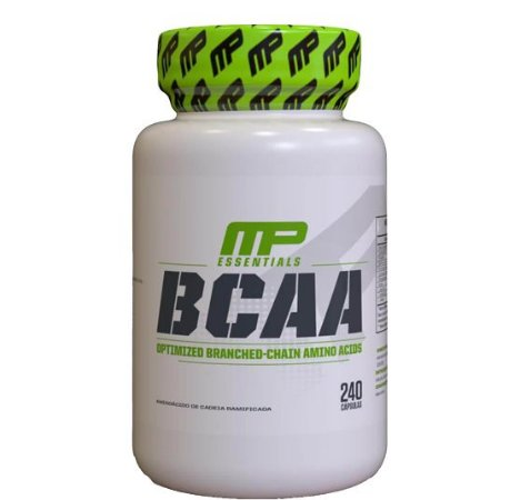 BCAA (240 caps) Muscle Pharm