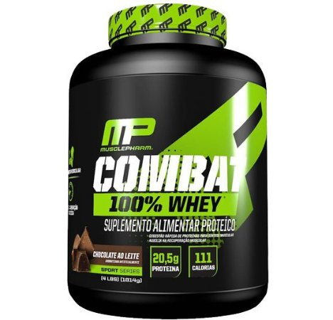 Combat 100% Whey 1,8 Kg - Muscle Pharm
