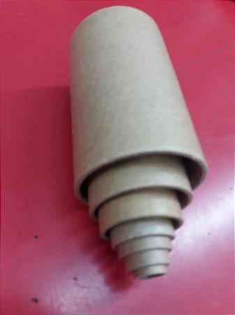 Kit Tubo Modelador para meia de seda
