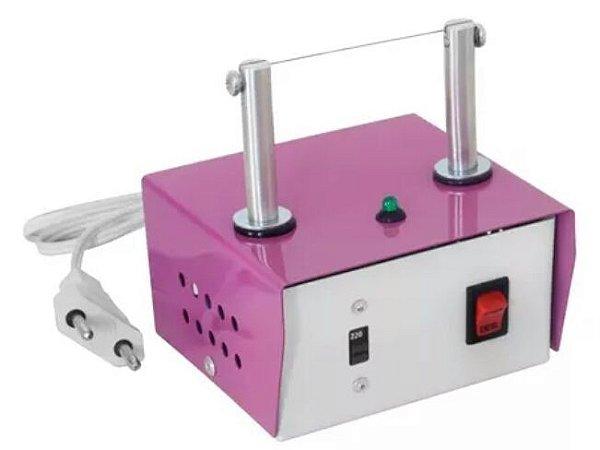 Máquina de cortar fitas e tecidos Bivolt