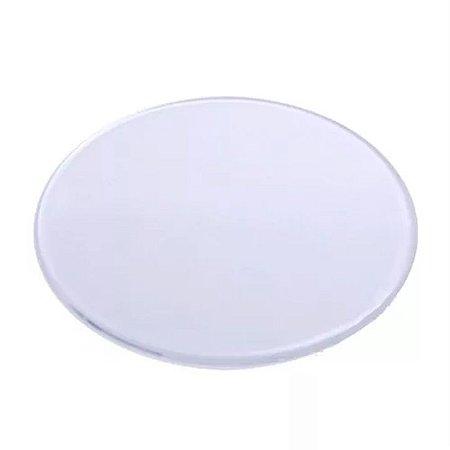 Base acrílica Oval 6x3 c/100 unds