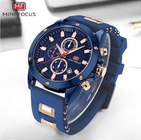 Relógio Esportivo Mini Focus 0089