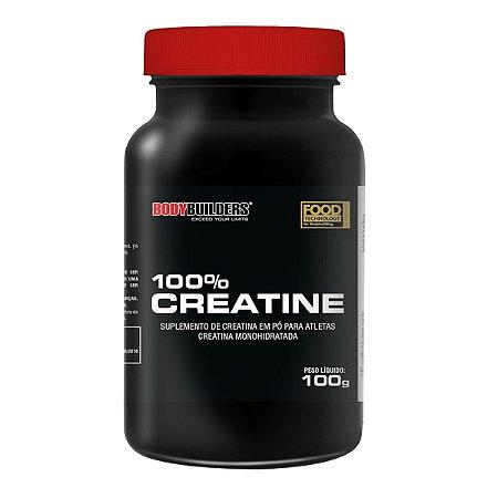 100% CREATINA 100G BODYBUILDERS