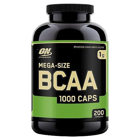BCAA 1000 200 capsulas Optimum Nutrition