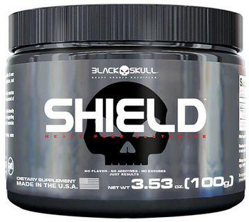 Shield (l-glutamina) 100g Black Skull
