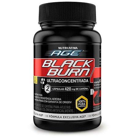 Black Burn Nutrilatina