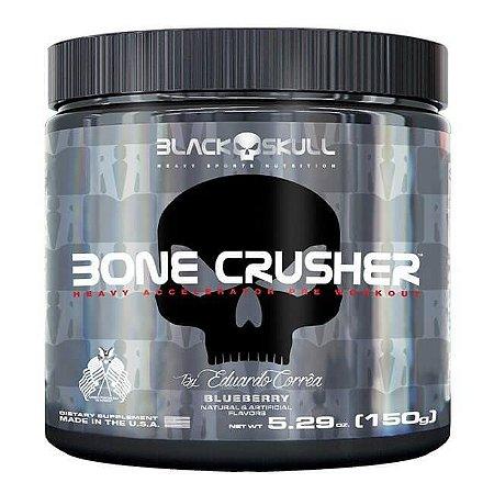 Bone Crusher Black Skull 150g