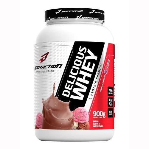 DELICIOUS WHEY BODYACTION 900G