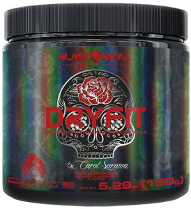 DRY FIT BLACK SKULL (21DOSES) 150GR