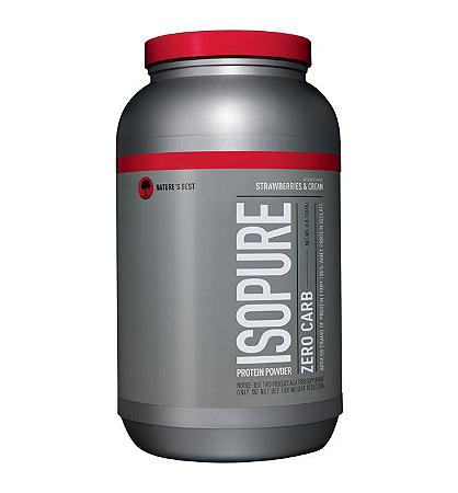 Isopure zero carb Nature's Best 1,36 Kg