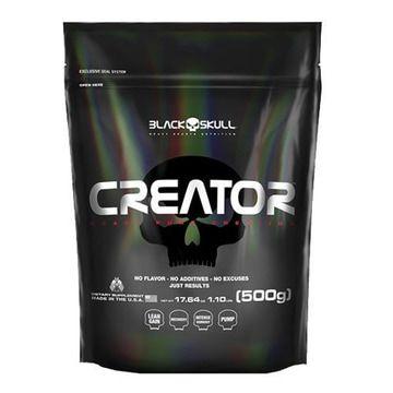 Creatina Creator Black Skull 500g