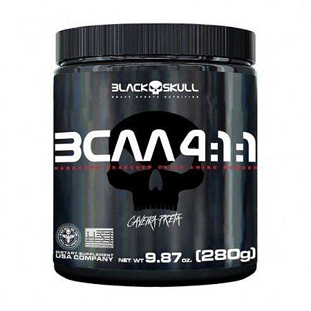 BCAA 4:1:1 280g Black SKull