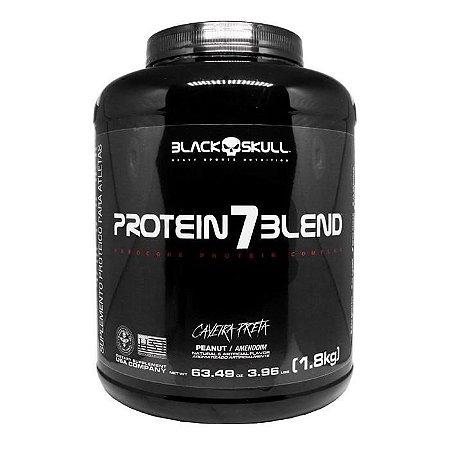 Protein 7 Blend 1.8kg Black Skull