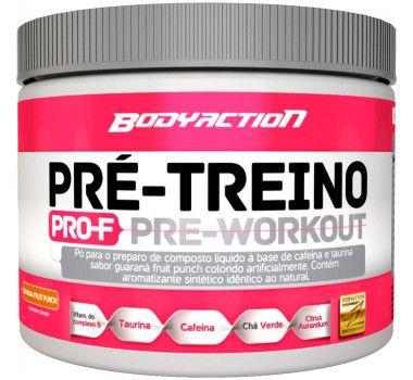 Pré-Treino PRO-F pre-workout 100g Bodyaction