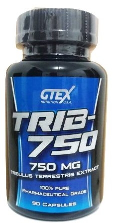 Tribulus Terrestris 750 mg 90 Caps GTEX Nutrition