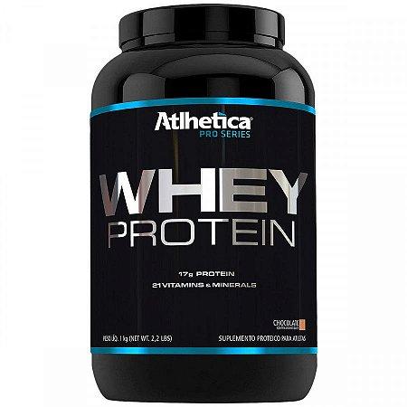 Whey Protein Atlhetica Pro Series 1Kg