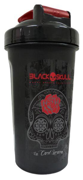 Coqueteleira Carol Saraiva Black Skull