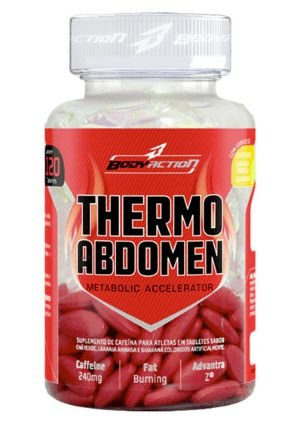 Thermo Abdomen 120 Tabletes Bodyaction