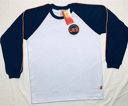Camiseta Manga Longa UEB