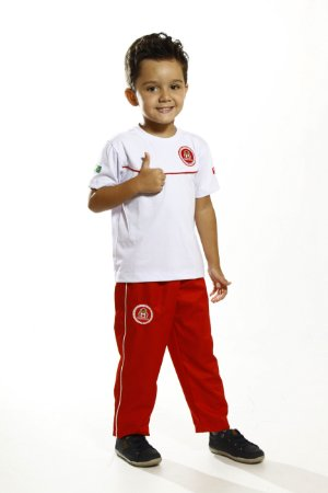 CALÇA INFANTIL MICROTEL MAPLE BEAR