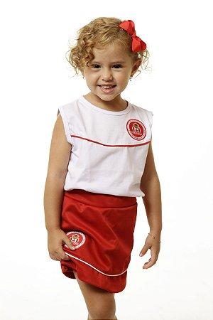 Short Saia Maple Bear Infantil