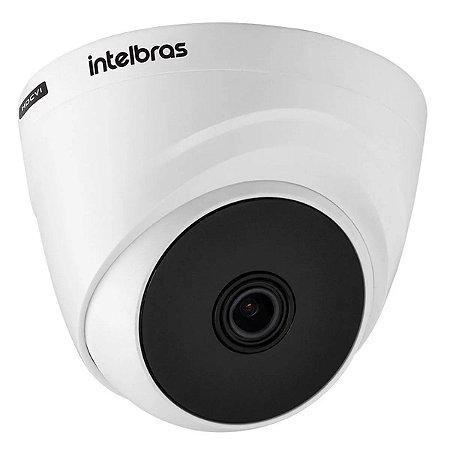 Câmera HD 720p VHD 1120 D G5 Intelbras 20m de Infravermelho Dome, para ambiente interno