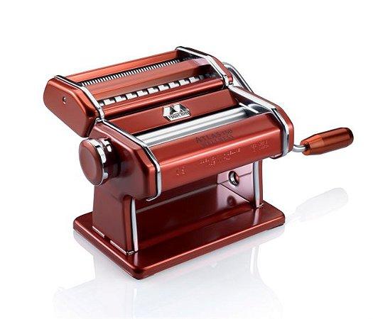 Maquina De Macarrão Atlas 150 Red Marcato