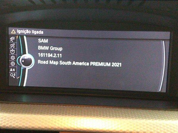 Atualização GPS