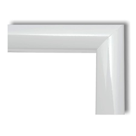 Kit Arremate em Alumínio Branco Para Porta de Correr / Balcão Brimak - Brimak