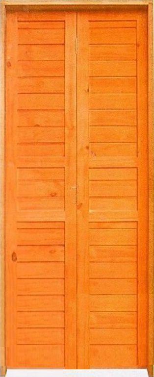 Porta Camarão Lambril Ecológica c/ Batente de 11 cm - Rick Esquadrias
