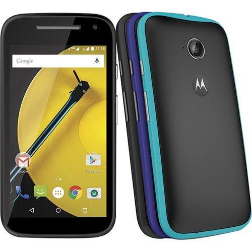 """Motorola Moto E 2ª Geração 8GB 4G Dual Chip Colors Desbloqueado Android 5.0 com Tela 4.5"""" Câmera 5MP"""