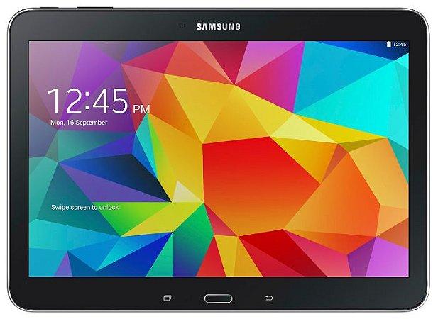 "Tablet Samsung Galaxy Tab S T805M 16GB Wi-Fi + 4G Tela Super AMOLED 10.5"" Android 4.4 Processador Octa-Core"