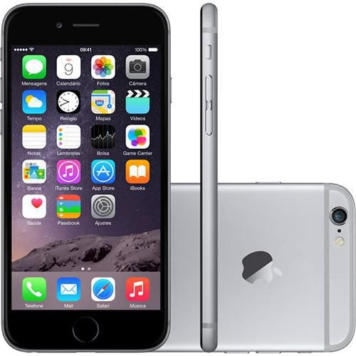 Apple iPhone 6 16gb Nacional iOS 10 PRODUTO REEMBALADO