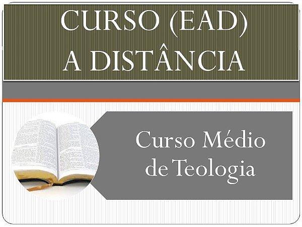 Curso Médio de Teologia - Pagamento de taxa de inscrição