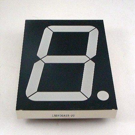 Display LED VERMELHO LSD400ASR-20