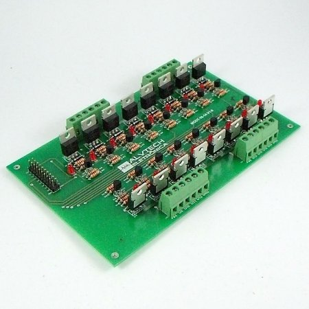Placa de Saída Transistorizada MODT-16-1A