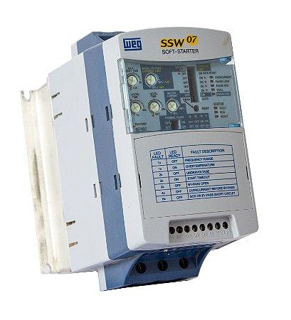 SOFT STARTER SSW070030T5SZ WEG