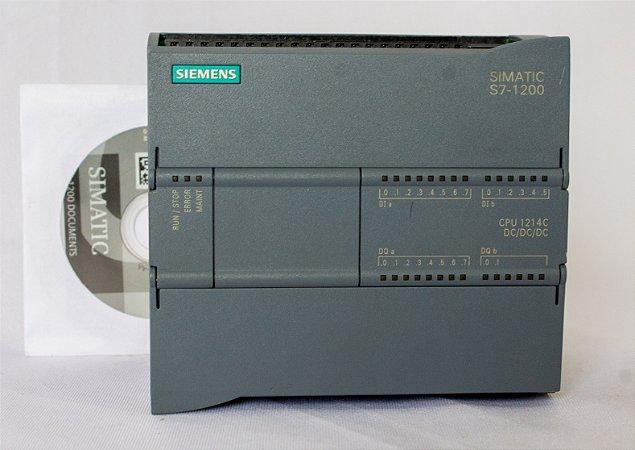 CLP S7 1200 - 6ES7 214 1AG40 0XB0 SIEMENS