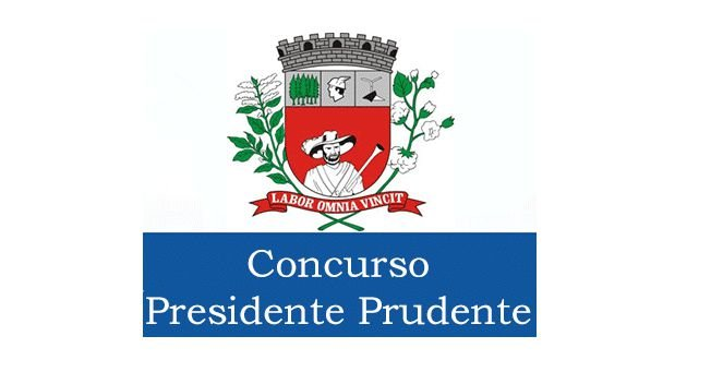 Prefeitura Municipal de Presidente Prudente - vários cargos