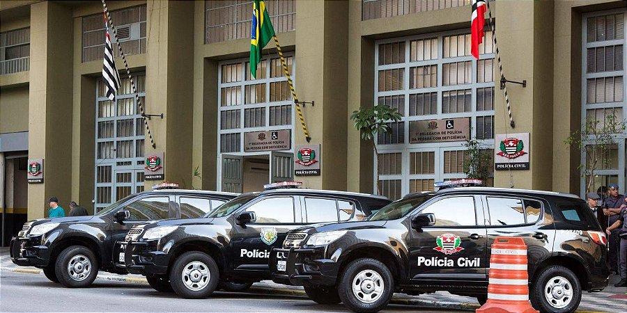 Agente de Telecomunicações e Papiloscopista - Polícia Civil/SP - VUNESP (amostra em http://gg.gg/pcsp2018 )