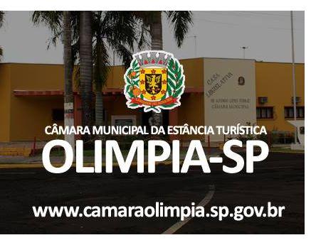 Câmara Municipal de Olímpia - SP (vários cargos) provas em 09/12/2018