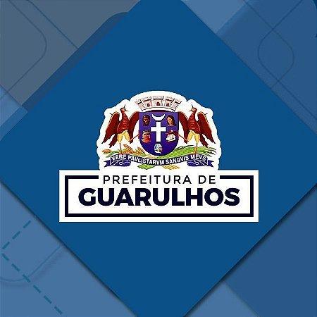 Prefeitura de Guarulhos - vários cargos - nível superior (área da saúde) - provas em 28/07