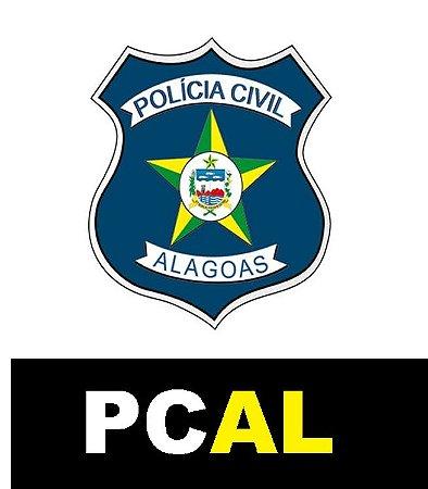 Polícia Civil/AL (pré-edital) - todos os cargos com Noções de Informática
