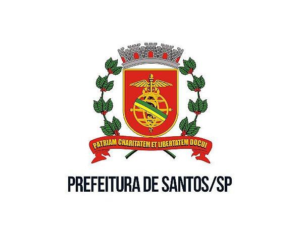 PREFEITURA DE SANTOS - CONCURSO PÚBLICO 06/2020 e 08/2020 - vários cargos (provas em 08/03/2020)
