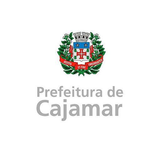 Prefeitura de Cajamar - vários cargos (provas em 29/03/2020)