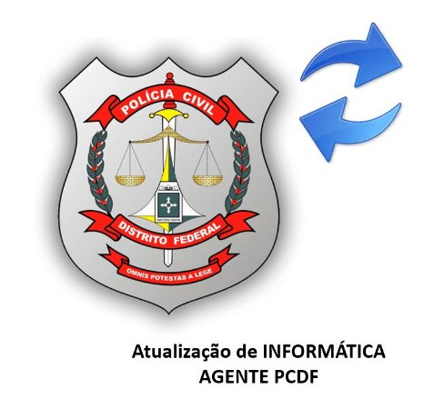 Polícia Civil/DF (atualização pós-edital) - Agente (teoria e 512 questões comentadas, em 231 páginas)