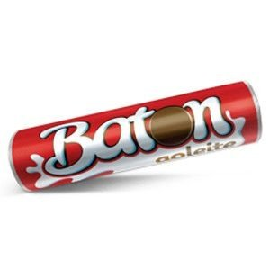 Chocolate Ao Leite Baton Garoto 16g