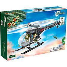 Helicóptero M2 Força Tática