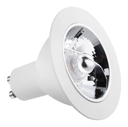 LÂMPADA LED AR70 REFLETORA 8W 2700K SAVE ENERGY