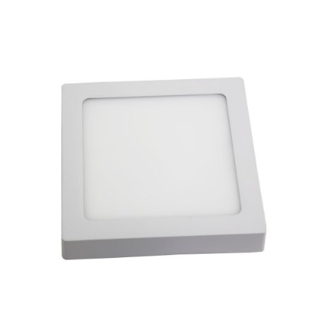 PLAFON DE LED SOBREPOR QUADRADO 20W 3000K SAVE ENERGY